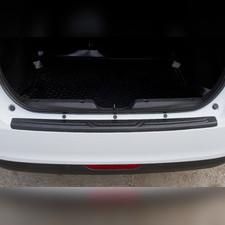 Накладка на задний бампер Lada Vesta 2015-н.в.