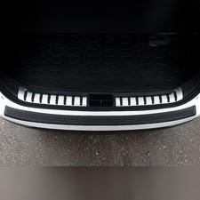Накладка на задний бампер Lexus NX 2014 – 2017 I