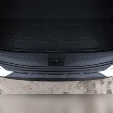 Накладка на задний бампер Toyota C-HR 2018-