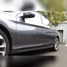 Молдинги на двери Honda Accord IX (седан) 2012-2015