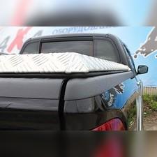 Комплект накладок на боковые борта и задний откидной борт со скотчем 3М Mitsubishi L200 2014—2015