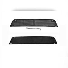 Защитная сетка и заглушка решетки переднего бампера Mitsubishi L200 2007—2010