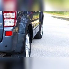 Расширители колесных арок 25 мм Suzuki Grand Vitara 2005-2008