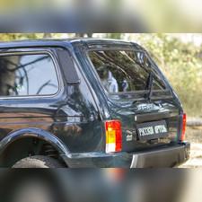 Накладки вентиляции салона без скотча Lada Нива ВАЗ 2131 1993—н.в.