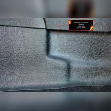 Накладки на ковролин тоннеля Lada Vesta 2015-н.в.