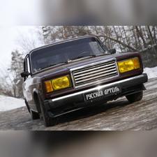 Вихур (юбка) (3 мм) Lada ВАЗ 2102 1971-1985