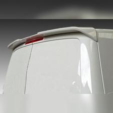 Спойлер Transporter T6 на распашенку (под окрас)
