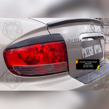 Накладки на задние фонари (реснички) Hyundai Sonata 2001–2012