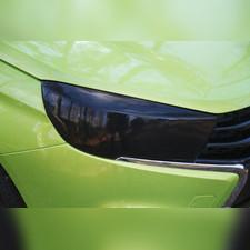 Комплект для самостоятельного изготовления ресничек на передние фары Lada Vesta 2015-н.в.