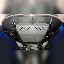 Защита картера и КПП (алюминий) 4 мм Chery Tiggo 7 PRO 2020