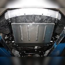 Защита картера и КПП (алюминий) 4мм Chery Tiggo 8 2020