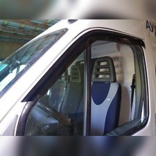 "Дефлекторы, ветровики окон, PEUGEOT BOXER \ FIAT DUCATO III \ CITROEN JUMPER \ (2006-) ""TT"""