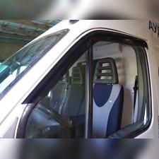 "Дефлекторы, ветровики окон, VW T5 (2003-)/T6 (2015-) ""TT"""