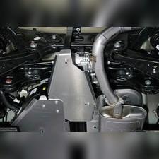 Защита дифференциала (алюминий) 4мм Kia Sorento 2020