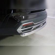 Защита задняя (длинная) 60,3 мм Kia Sorento 2020