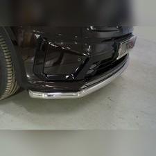 Защита передняя нижняя 60,3 мм Kia Sorento 2020