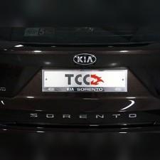 Рамка номерного знака (комплект) Kia Sorento 2020