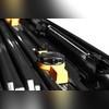 Автобокс Magnum 350, черный глянцевый (двустороннее открытие 1400х900х420 мм)