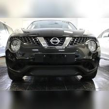 Защита радиатора средняя Nissan Juke 2014-н.в. стандартная зимний пакет
