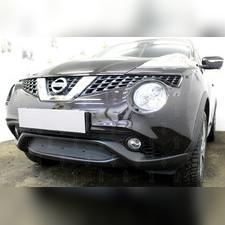 Защита радиатора нижняя Nissan Juke 2014-н.в. OPTIMAL зимний пакет