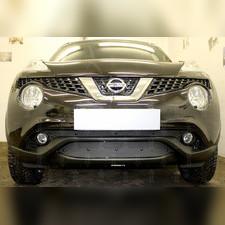 Защита радиатора средняя Nissan Juke 2014-н.в. OPTIMAL зимний пакет