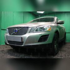 Защита радиатора нижняя Volvo XC60 2008-2013 OPTIMAL зимний пакет