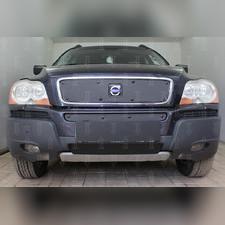 Защита радиатора верхняя Volvo XC90 2002-2006 PREMIUM зимний пакет
