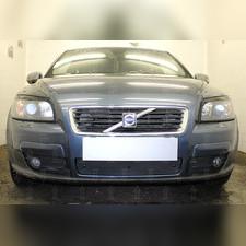 Защита радиатора Volvo C30 2006-2010 PREMIUM зимний пакет