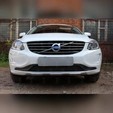 Защита радиатора Volvo XC60 2013-2018 PREMIUM зимний пакет