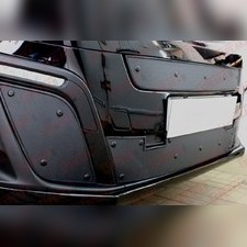 Защита радиатора боковая Opel Zafira Life 2019-н.в. стандартный зимний пакет