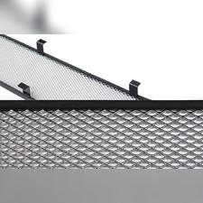 Защита радиатора Iveco Daily 2006-2011 стандартная черная