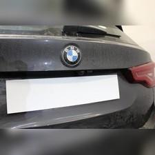 Защита камеры заднего вида BMW X3 2014-2017
