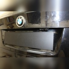 Защита камеры заднего вида BMW X5 2010-2013
