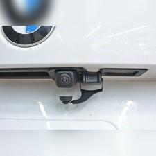 Защита камеры заднего вида BMW X5 2018-н.в.
