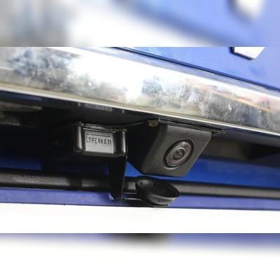 Защита камеры заднего вида Haval F7 2019-н.в.