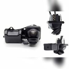Универсальная камера с защитой (угол обзора 120х75 (левосторонняя))