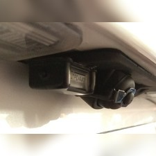 Защита камеры заднего вида Hyundai Grand Santa Fe 2016-2018 (камера с системой кругового обзора)