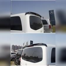 Спойлер на заднюю дверь Mercedes-Benz - V-class (2014 - нв) под покраску