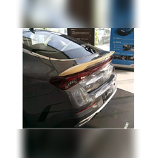 Спойлер лезвие на Kia K5 2020-нв (под окраску)