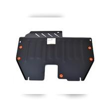 Защита картера двигателя и кпп Nissan Murano 2003 - 2008 (сталь 2 мм)