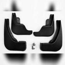 Брызговики для Renault Kaptur 2016-н.в. (OEM), комплект