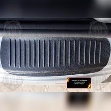 Накладки на внутренние части задних арок без скотча Renault Duster 2010-2014 (I поколение)