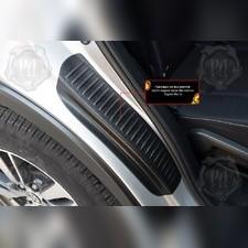 Накладки на внутренние части задних арок без скотча Toyota Rav4 2015-2019