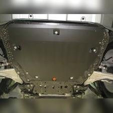 Защита картера двигателя и кпп Land Rover Discovery Sport 2015-нв (сталь 2 мм)