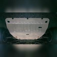 Защита картера двигателя и кпп Volvo V40 Cross Country 2012-2014 (сталь 2 мм)