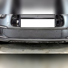 Зимняя защита на стяжке нижняя Citroen C4 Grand Picasso 2016-н.в.