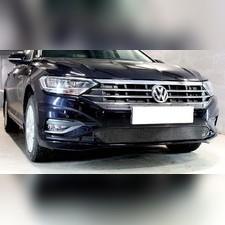 Защита радиатора Volkswagen Jetta 2020-н.в. стандартная черная