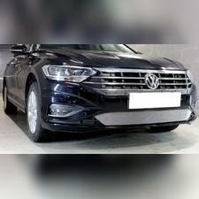 Защита радиатора Volkswagen Jetta 2020-н.в. стандартная хром