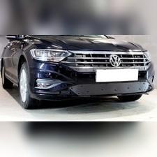 Защита радиатора Volkswagen Jetta 2020-н.в. стандартная зимний пакет