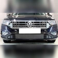 Зимняя защита на стяжке верхняя Volkswagen Jetta 2020-н.в.